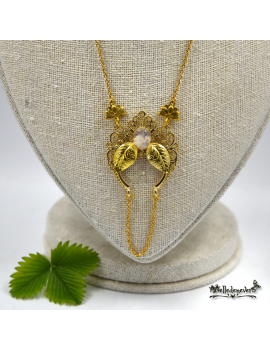 Gold Labradorite