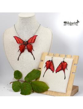 Papillon Féerique Flamboyant