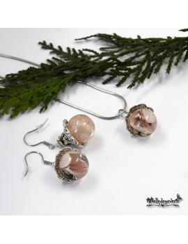 Perles d'Hortensias