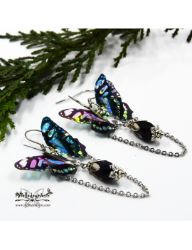 Iridescent Butterfly