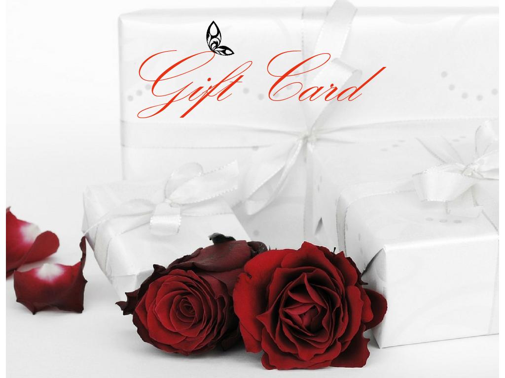 La carte cadeau