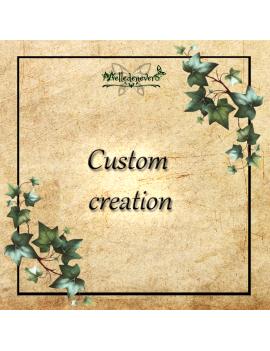 Custom order for R.N.